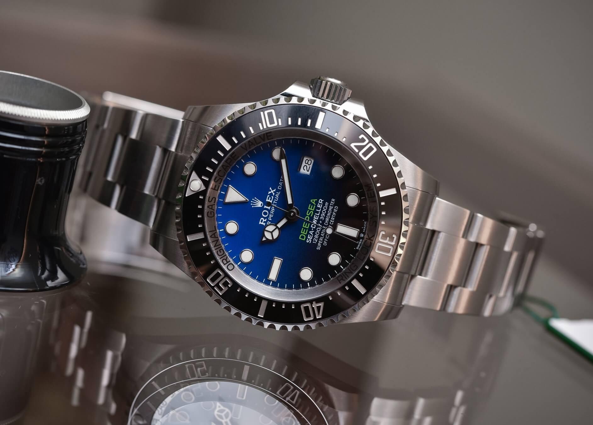 Rolex Deepsea 126660 Replica