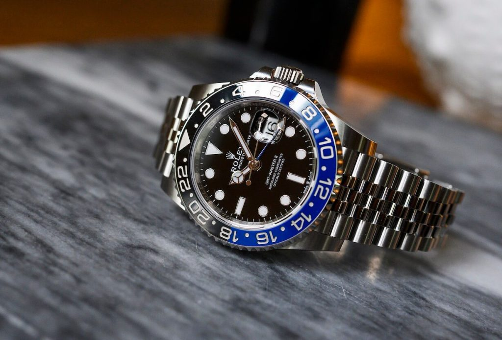 Rolex GMT-Master II 126710BLNR Replica