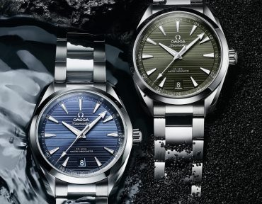 2 New Fake Omega Aqua Terra Watches Of 2020