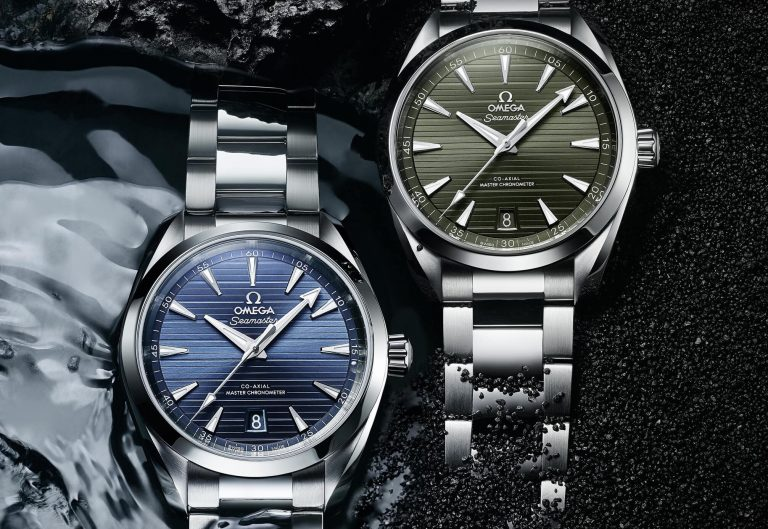 2 New Fake Omega Aqua Terra Watches Of 2020