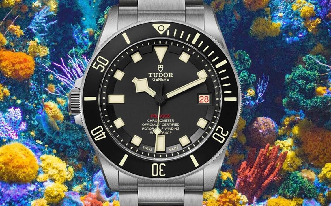Tudor Pelagos LHD M25610TNL