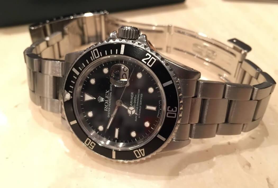 Rolex replica Submariner 16800