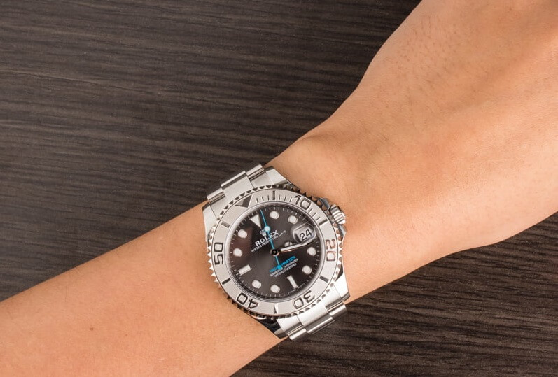 Rolex replica Yacht-Master 268622 37MM