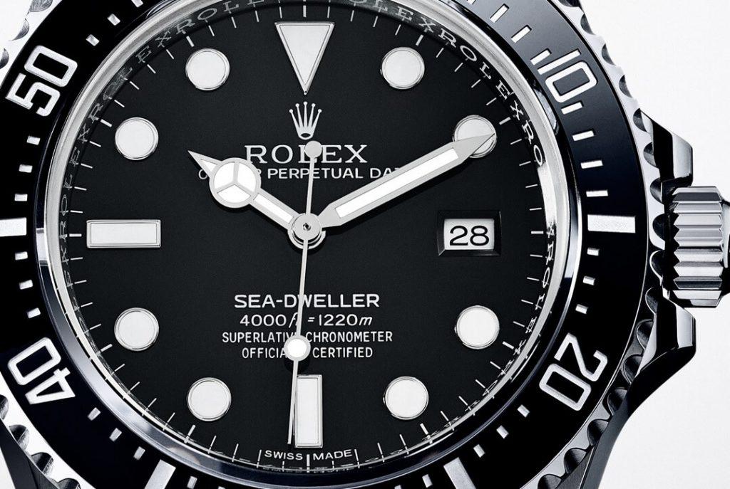 Rolex Sea-Dweller 116600