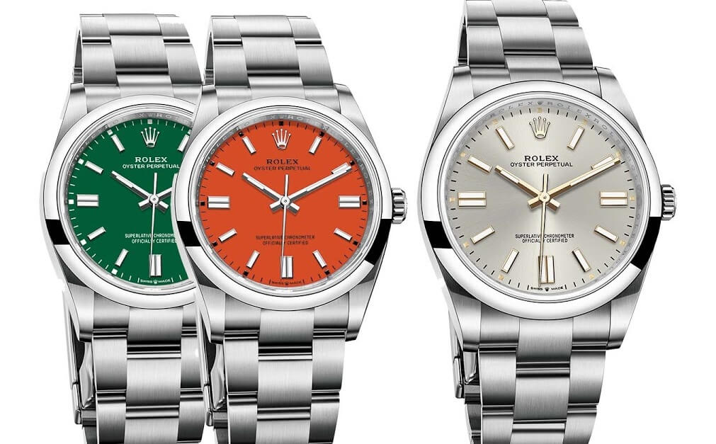 2020 Rolex Oyster Perpetual 41 And 36 fake watches