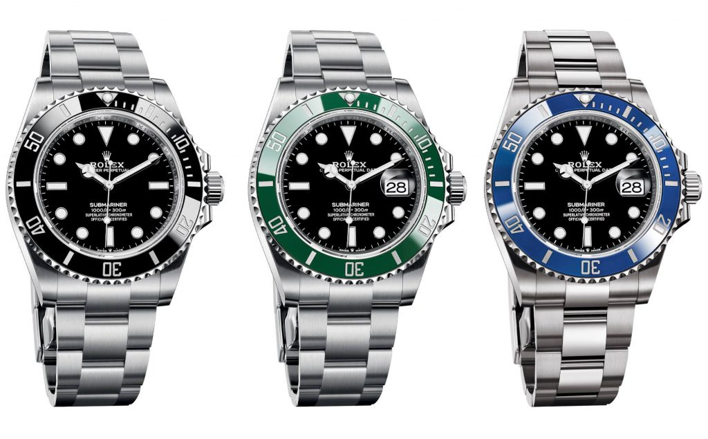 2020 Rolex Submariner 41 replica watches